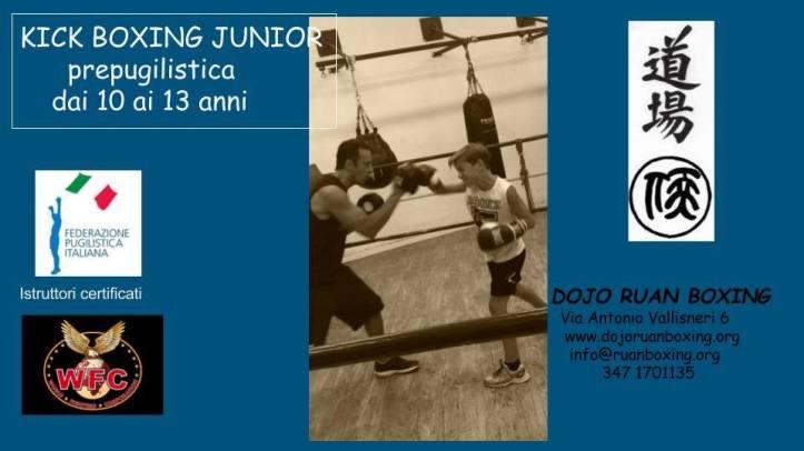 boxing junior