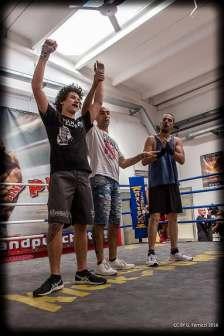 Kick&Punch romeo dojo ruan