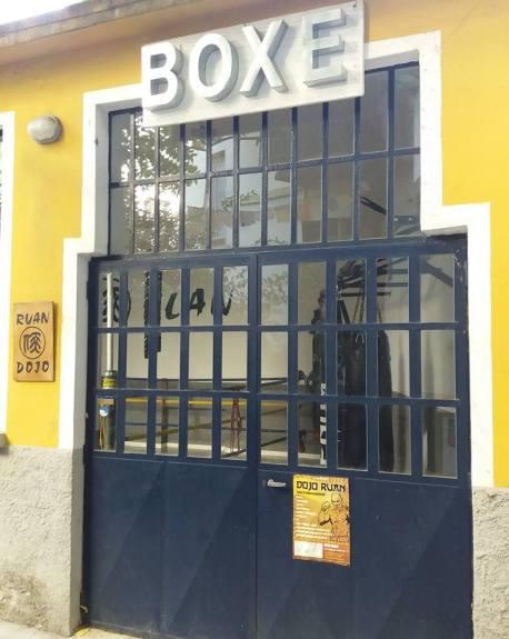 DOJO RUAN BOXING BOXE