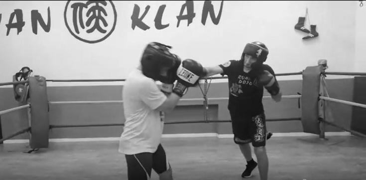 Francesco Dal Pino asd ruan boxing Tecnico fondatore