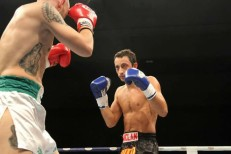 davide passaretti kick and punch dojo ruan boxing