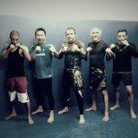dojo ruan boxing praticanti