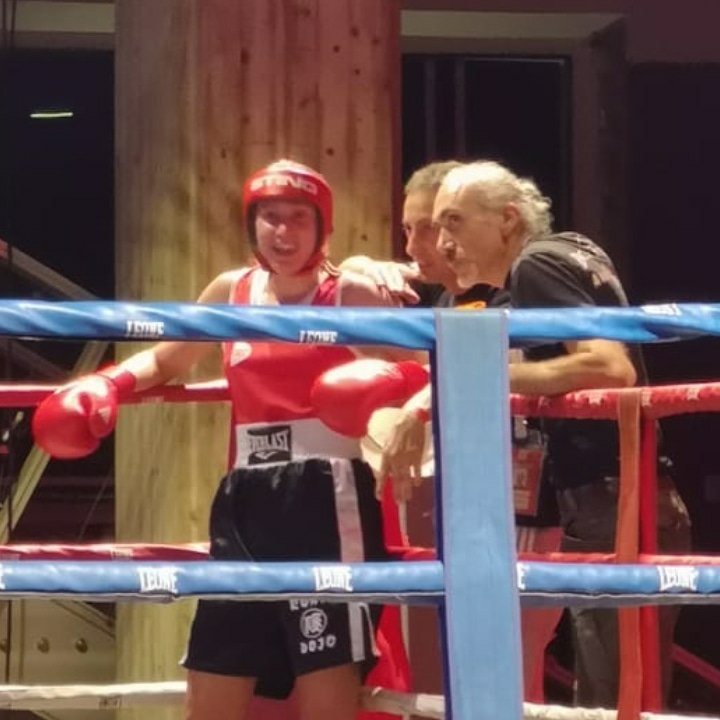 Tecnico Francesco Dal Pino Davide Passaretti asd ruan boxing